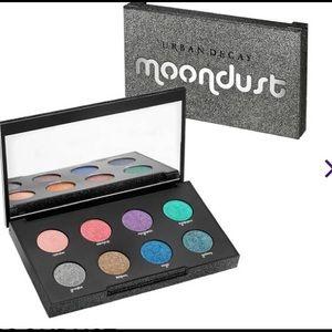 New Urban Decay Moondust eyeshadow palette